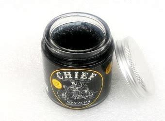 Pomade Chief Blue harga gila pomade smith dapper stapper medium waterbased