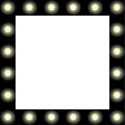 Vanity Lights Vector Clip Makeup Cliparts Co