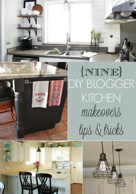 diy kitchen makeover ideas 9 diy kitchen makeovers home stories a to z