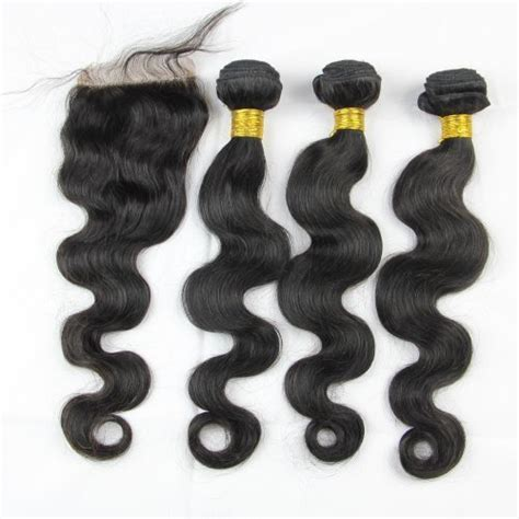 how many bundles of hair fit in a vixen weave malaysian hair 3 bundle deals w lace closure queen