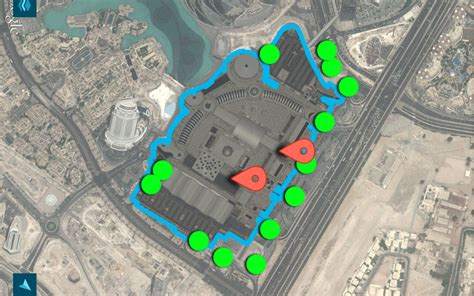 dubai mall layout map click here to find your personal 10 digit dubai address