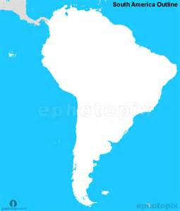 map outline of south america south america outline map outline map of south america