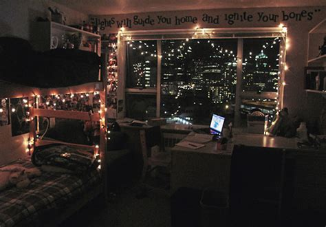 cool lights for room cool college room ideas quotes