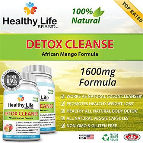 Healthy Detox Reviews detox cleanse diet supplement reviews healthy brand