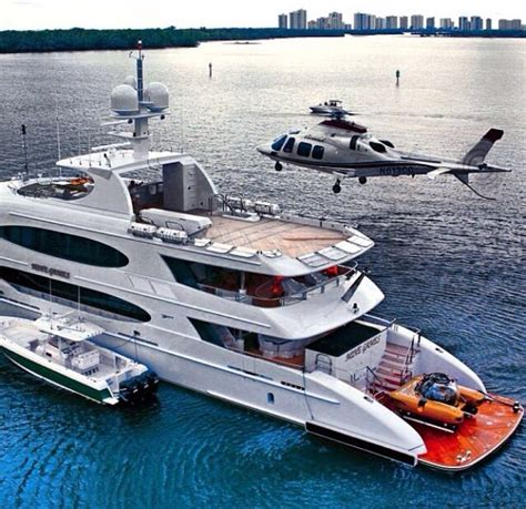 yacht with helicopter aviation tips helicopter landing on a yacht aviation blog