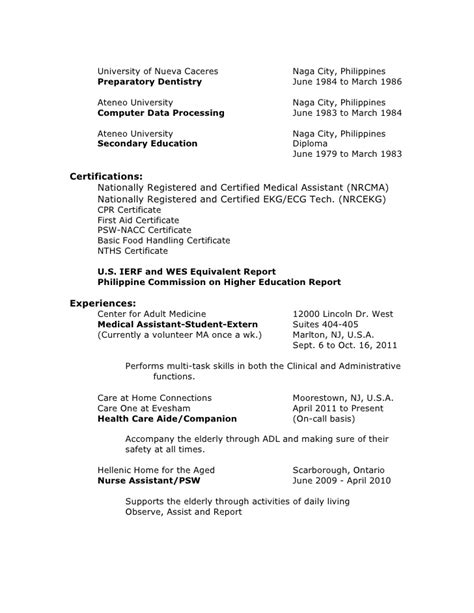 Resume Objective Statement Samples randys resume us