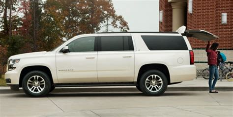 gmc suburban vs chevy suburban 2015 expedition vs chevrolet suburban