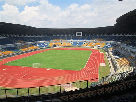 wallpaper stadion gelora bandung lautan api gelora bandung lautan api stadium wikipedia