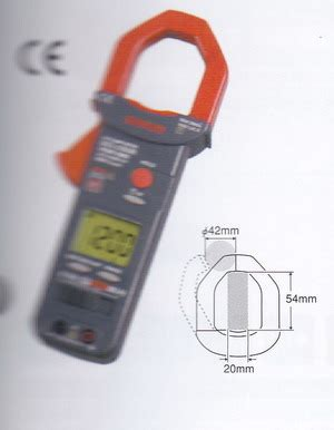 Sanfix Lx 1010bs Meter product of alat ukur multi tester supplier perkakas