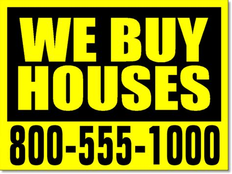buy house signs i buy houses signs 28 images 2ftx4ft we buy houses banner sign graphics for