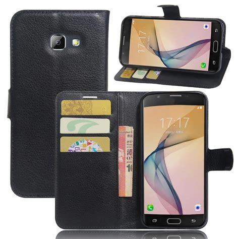 Casing Samsung A5 2017 Book Custom Cover samsung galaxy a5 2017 wallet black