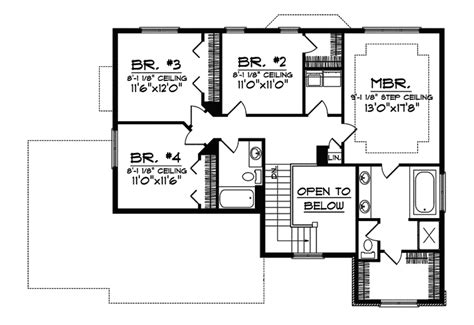 arts and crafts homes floor plans arts and crafts home plans floor