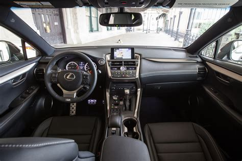 lexus nx interior 2015 lexus nx review autoevolution
