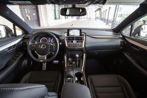 lexus nx f sport interior 2015 lexus nx review autoevolution