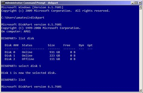 diskpart format steps 3 easy steps to reduce hdd partition size with diskpart