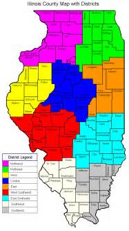 Map Of Illinois Counties by Usda National Agricultural Statistics Service Illinois