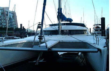 catamaran sailing hong kong catamaran yacht mahal sold hong kong yachts for sale