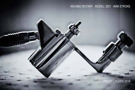 good tattoo machines paulo cruzes rotary machines help artists