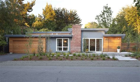 modern ranch style early eichler expansion klopf architecture palo alto us future home
