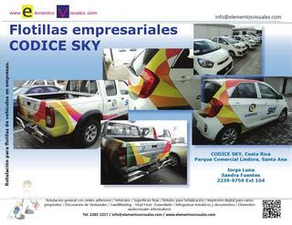 sky costa rica precios de servicios sky adicionales elementos visuales y codice sky rotulaci 243 n by elementos