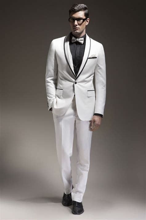 gatsby prom 2015 male outfit wedding tuxedos mens white tuxedo dinner jacket suit shawl