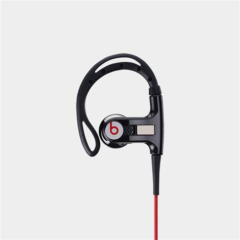 Headset Earphone Headphone Sport Beats By Drdre Md A109 beats powerbeats by dr dre in ear genuine headphones black sports ebay