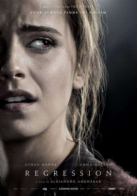 film mit emma watson regression quot regression quot neuer trailer neues poster zum sekten