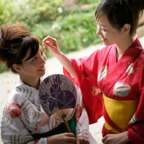 Dupa Kaki Hijau 1 trendi dan tradisionil menelusuri jepang dengan yukata