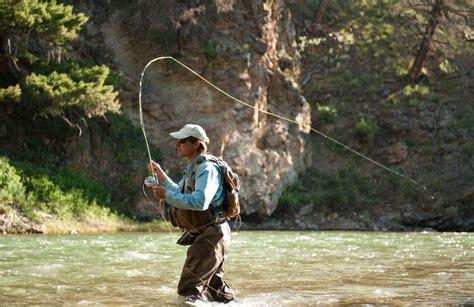 fishing the gallatin river montana a fly fishing high on montana s pristine gallatin river