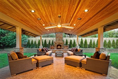 backyard covered patio ideas backyard covered patio ideas large and beautiful photos