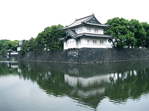 Tokyo Imperial Palace Japan - travel world time zones