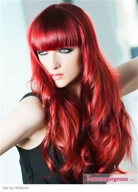 hairstyles for straight puffy hair best hairstyles for red hair 2017 pretty designs us56