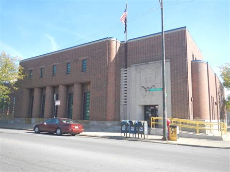 Logan Square Post Office by Chicago Il Logan Square Post Office 60647 Post Office Freak