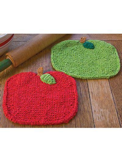 knitted apple pattern 1000 images about knitting washclothes dischlothes spa