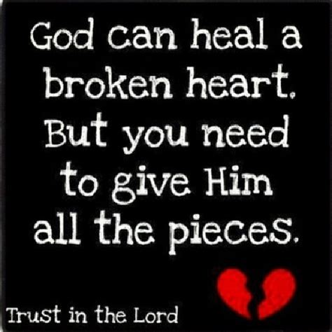 Broken Quotes Healing A Broken Quotes Quotesgram