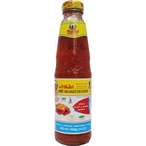 pantai sweet chili sauce for chicken 300ml siam grocery shop