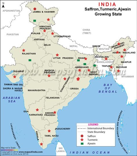 historical geography of crop plants a select roster books ajwain and saffron growing states in india