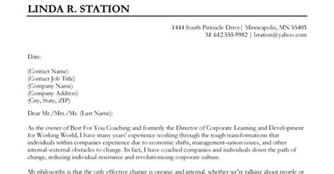 application letter sle cover letter sle work study