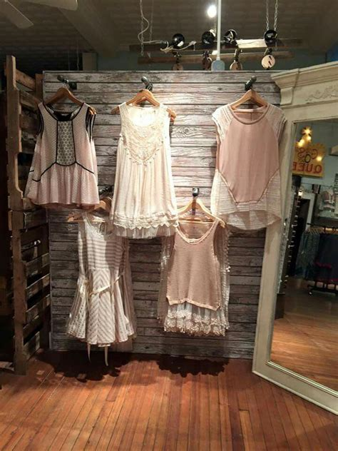 25 best ideas about clothing booth display on