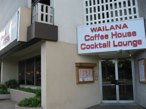 Wailana Coffee House Honolulu Hi by Wailana Coffee House Reviews Menu Waikiki 1860 Ala