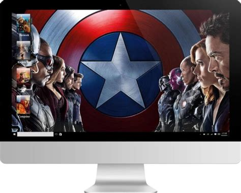 marvel themes for windows 8 1 marvel cinematic universe theme for windows 10 expothemes