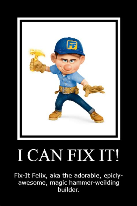fix it felix jr apk fix it felix jr motivational 3 by cocohorse on deviantart