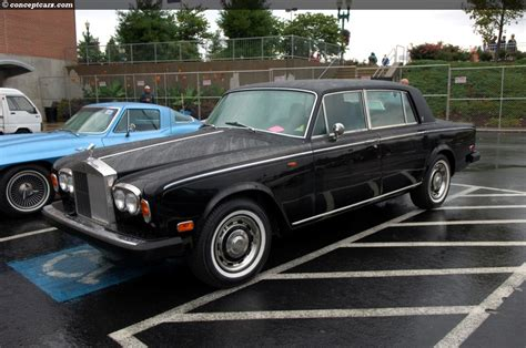 1976 rolls royce silver shadow pictures history value