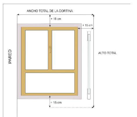como poner una cortina 191 c 243 mo medir ventanas para la instalacion estores o cortinas