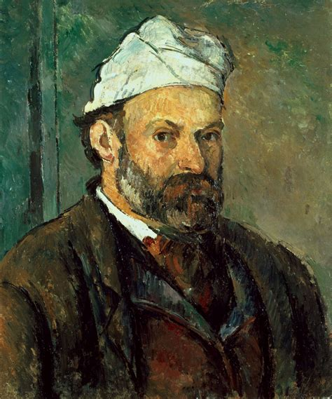 czanne portraits paul cezanne self portrait c 1878 80 gandalf s other gallery
