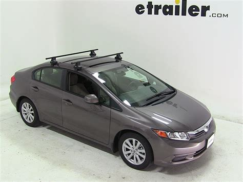 2013 Honda Accord Roof Rack by Roof Rack For 2013 Honda Civic Etrailer