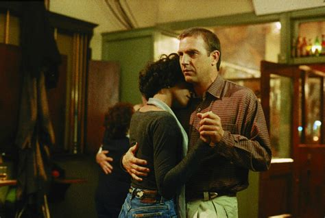 Is To Bodyguard by Pin Still Of Kevin Costner Houston And Michele