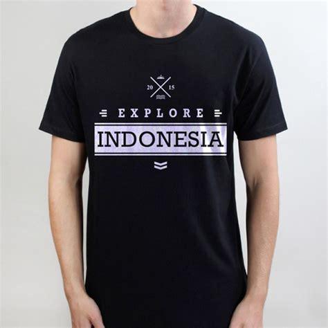 desain kaos yang menarik desain kaos yang memiliki banyak peminat di indonesia