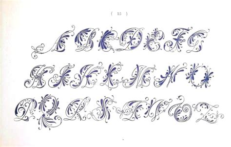 free printable alphabet letters for embroidery typography alphabet embroidery 5 vintage printable