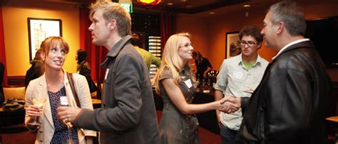 How To Network At An Mba Event by Image Gallery Networking